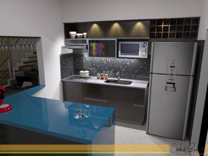 Estudio de alternativas para una cocina